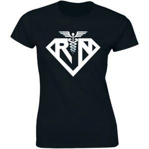 RN Nurse Registered Nurse Medical Service T-shirt